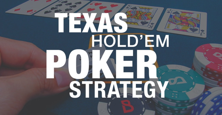 Try to choose the best Texas Holdem strategy and use it correctly